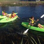 Paddle on the Lake