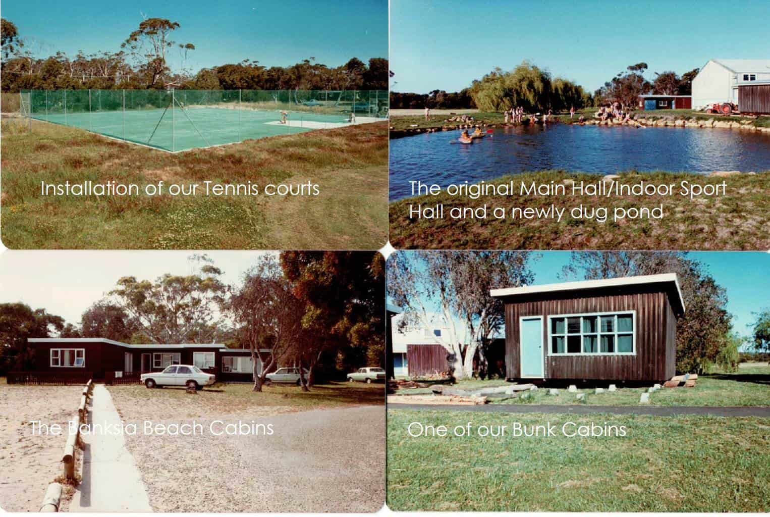 History of Camp Banksia